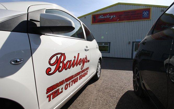 Baileys of Swindon | Car servicing & repair since 1978